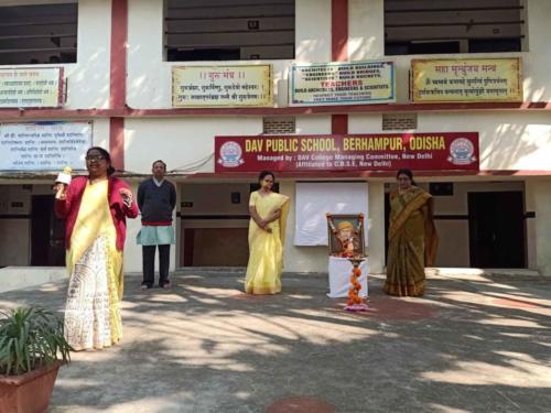 Birth Anniversary of Swami Dayanand Saraswati